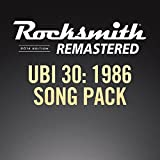Rocksmith 2014: 1986 Song Pack - PS3 [Digital Code]