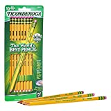 Dixon Ticonderoga 10-Count #2 Pencil
