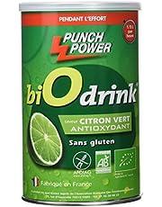 Faites des économies sur Punch Power Biodrink Antioxydant Citron Vert Pot de 500 g et plus encore