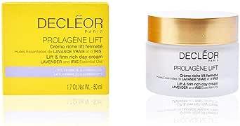 Decleor Prolagene Lift Lavandula Iris Lift and Firm Rich Day Cream 50 ml, 50 ml