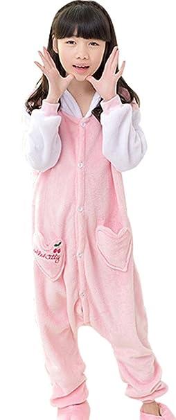 d014a904964 KSFJV Animal Cosplay Pijamas,Cat,85cm: Amazon.es: Ropa y accesorios
