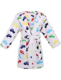 Paw Kids Robes Boys Girls Children Animal Theme Bathrobes Pool Cover up 12c3f03aa