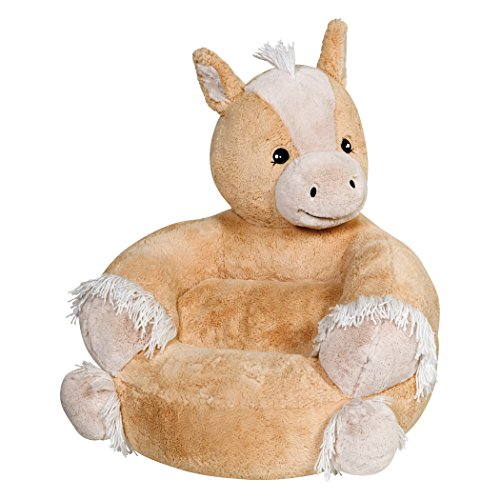 Trend Lab Children's Plush Pony Character Chair