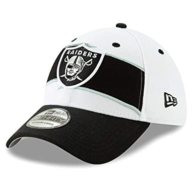 New Era Cap Company, Inc. Oakland Raiders Gorra de Ajuste Flexible ...