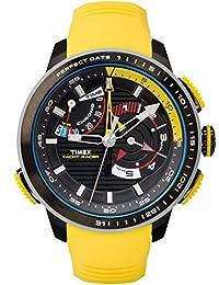 Timex Intelligent QuartzTM Yacht RacerTM TW2P44500 Mens Chronograph Indiglo Illumination
