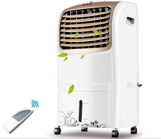 Solo ventilador de aire acondicionado frío con control remoto ...