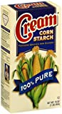 Cream Corn Starch, 16 Ounce (Pack of 12)