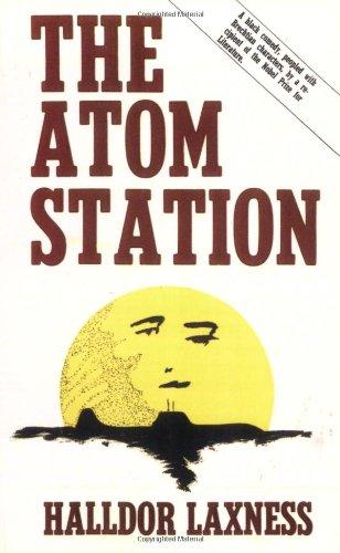 The Atom Station (English and Icelandic Edition)