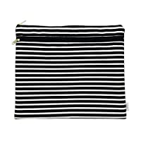 Logan + Lenora Classic Wet Bag - Medium Cloth Diaper Wet Bag - Beach, Pool, G...
