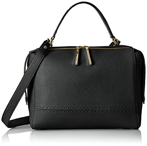 Large MILLY Satchel Large Black Black Astor Satchel MILLY Astor 1p1ZF