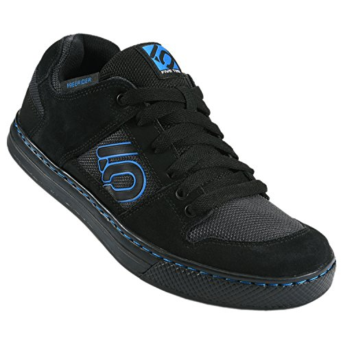 Price comparison product image Five Ten Freerider MTB Shoes - BLACK/BLUE, 9.5