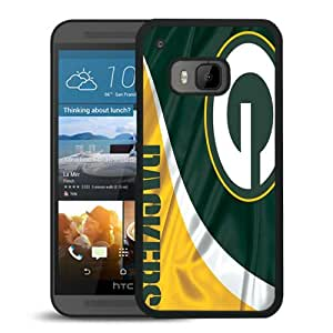 Green Bay Packers 5 Black New Personalized Custom HTC ONE M9 Case
