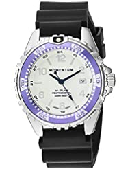Women's Quartz Watch | M1 Splash by Momentum| Stainless Steel Watches for Women | Dive Watch with Japanese Movement...