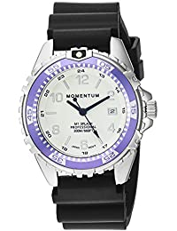 Womens Quartz Watch | M1 Splash by Momentum| Stainless Steel Watches for Women | Dive