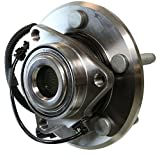 PROFORCE 515126 Premium Wheel Bearing and Hub Assembly (Front)
