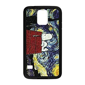 Generic Custom Phone case for SamSung Galaxy S5 Painting Snoopy Pattern by Maris's Diary