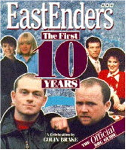 Amazon com: EastEnders: The First 10 Years (9780563370574