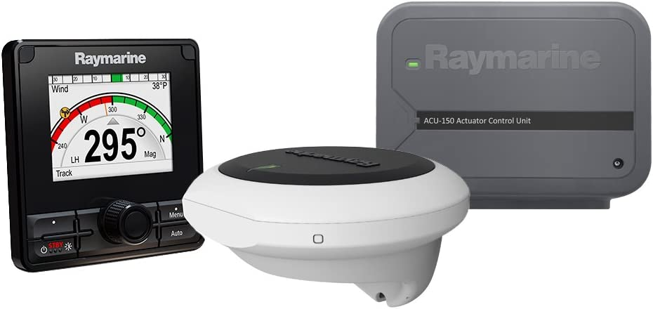 Raymarine EV-150 Evolution Core Pack - No Drive: Amazon.es: Deportes y aire libre