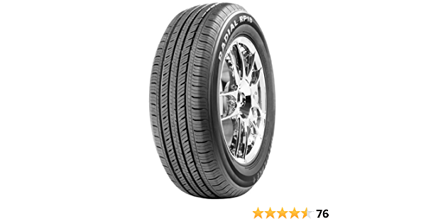 195//55R15 85V Westlake RP18 Touring Radial Tire