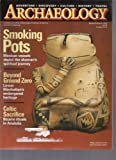 img - for ARCHAEOLOGY Magazine, Complete Run for 2002 book / textbook / text book