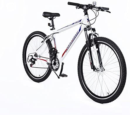 ZOYO Mountain Bike Black White Mountain Bike 27.5 Bike 26 Bicycle Hybrid Bikes Men s Women s Mountain Bike 21 Speed Aluminum Frame