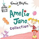 The Amelia Jane Collection Audiobook by Enid Blyton Narrated by Sarah Moule