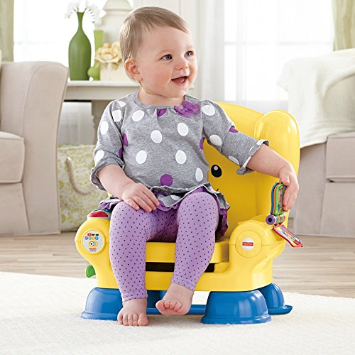 Fisher-Price Laugh & Learn Smart Stages Chair by Fisher-Price (Image #9)