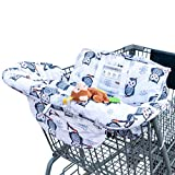 Best Boppy Shopping Cart Covers - Shopping Cart Cover by Yasmin Box – 2-in-1 Review