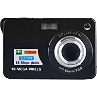 Digital Camera,CamKing CDC3 2.7 inch TFT LCD HD Mini Digital Camera
