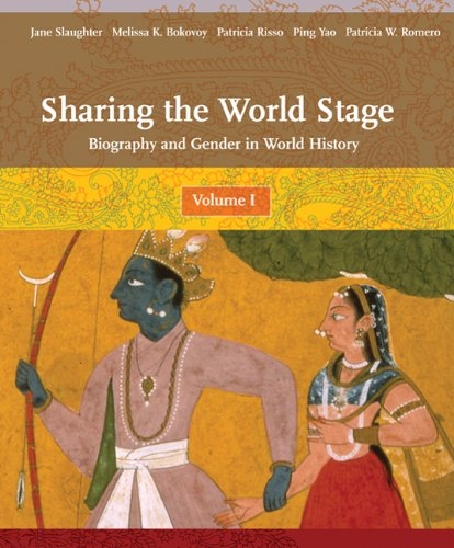 Sharing World Stage:Biography...Vol.1