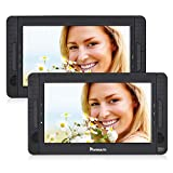 "Best Dvd Players Dvd Recorders - NAVISKAUTO 10.1"" Portable DVD Player for Car Dual Review"
