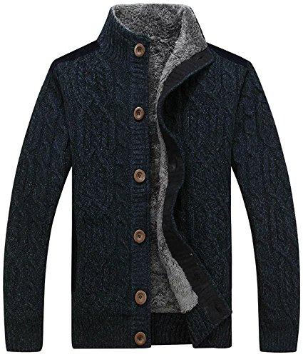 Wool Blend Cardigan - 9