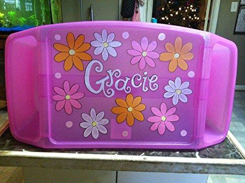 Harley Mae Flowers Lap Tray ()