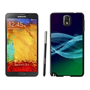 Unique Designed Cover Case For Samsung Galaxy Note 3 N900A N900V N900P N900T With Glowing Wave Abtract Hipter Nice Pattern Wallpaper Phone Case