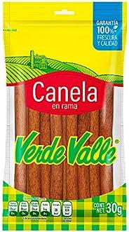 Verde Valle, Canela en Rama, 30 gramos