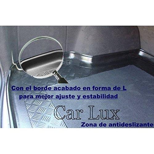 Alfombra Cubeta Protector cubre maletero a medida con antideslizante para Touareg III Car Lux AR05415