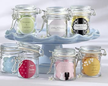 amazon com candy jar party favor for graduation personalized