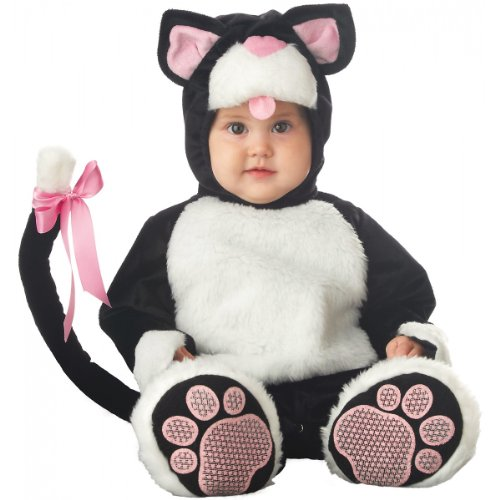 Baby Holloween Costumes (Lil' Kitty Baby Infant Costume - Infant Large)