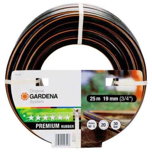Gardena 4432 82.5-Foot Premium 200-Degree Hot Water Rubber Hose