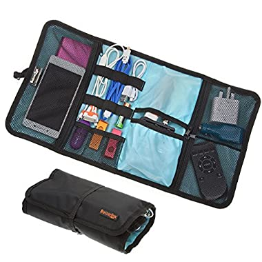 ButterFox Universal Electronics Accessories Travel Organizer / Hard Drive Case / Cable organizer - Large