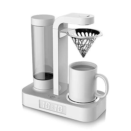 LKJCZ Máquina De Café Totalmente Automática, con Reloj Y Termo ...