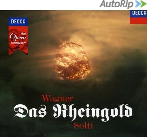 Das Rheingold = L' or du Rhin / Richard Wagner   Wagner, Richard (1813-1883)