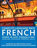 Complete Language Pack French, Dorling Kindersley Publishing Staff, 0756692393