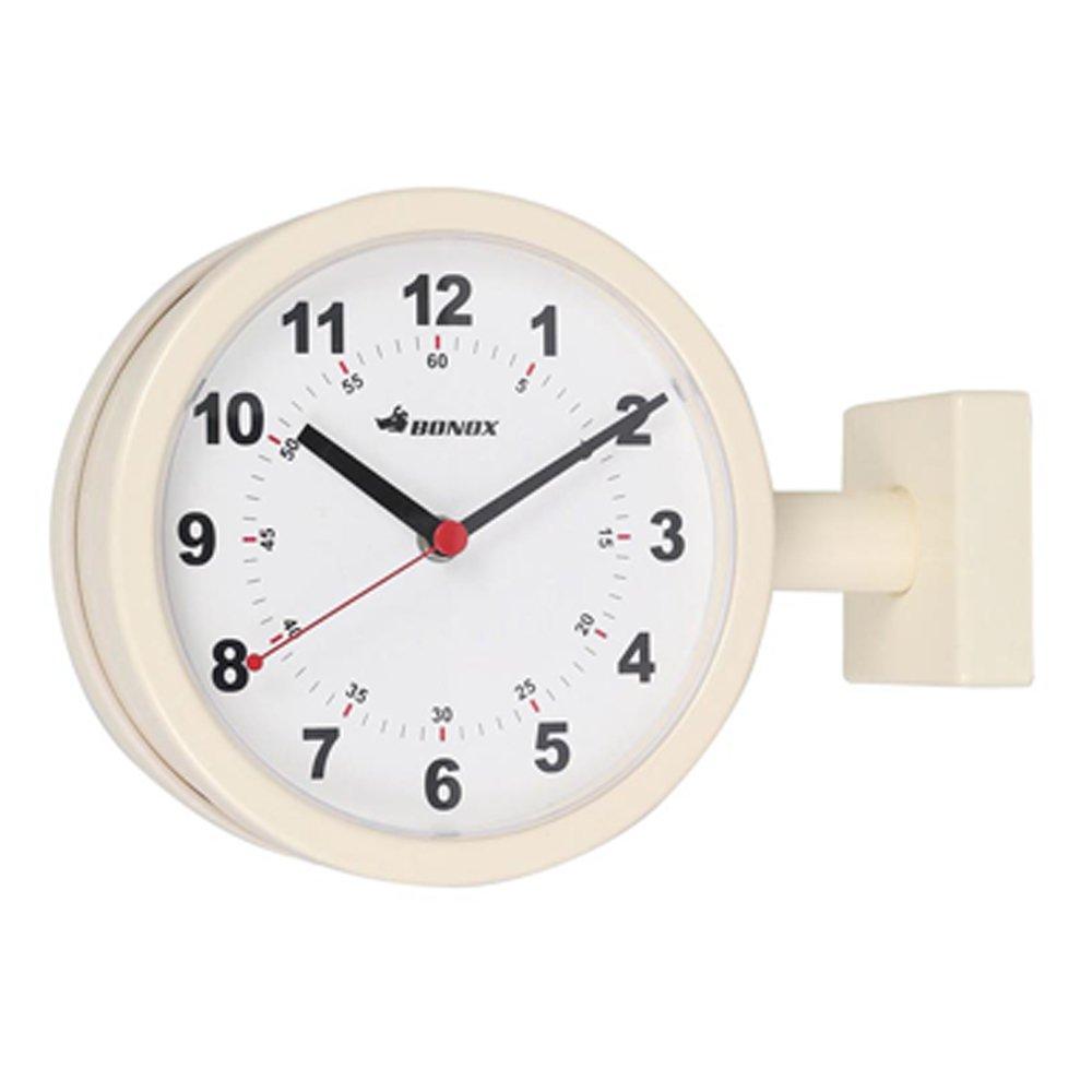 [ダルトン]DULTON Double face clock 170D 両面時計 S624-659 (アイボリー) B06WRQQHC4 Ivory Ivory