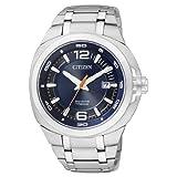 Watch Citizen Super Titanium Bm0980-51l Men´s Blue