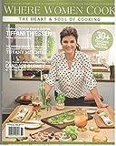 Where Women Cook Magazine (Tiffani Amber Thiessen,Spring 2016)