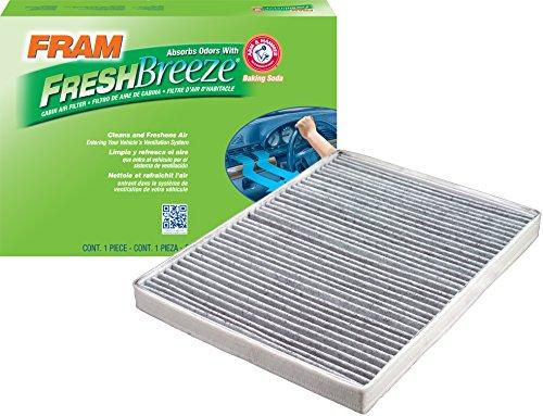 FRAM FCF8804A Fresh Breeze Cabin Air Filter with Arm & Hammer