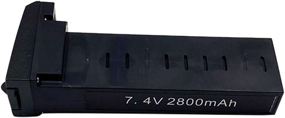 Bater/ía de repuesto para dron SG906 Pro GPS Quadcopter 7,4 V 2800 mAh recargable de alto rendimiento Bascar