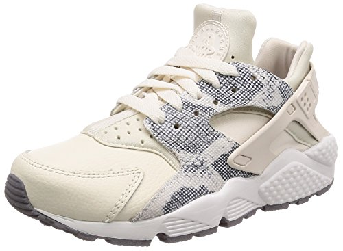 Amazon.com | Nike Womens Air Huarache Run Premium Fashion Sneakers (7.5) | Fashion Sneakers