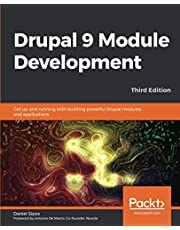 Drupal 9 Module Development: Get up and running with building powerful Drupal modules and applications, 3rd Edition